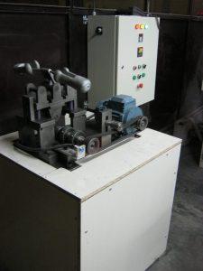 دستگاه تست خستگی دمپر آزمایشگاه ارتعاشات
