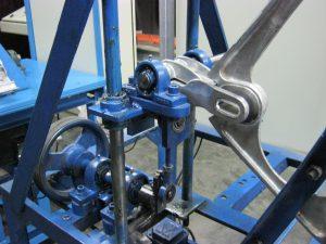 دستگاه تست نوسانات اسپیسر دمپر چهار باندل