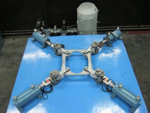 Tension Compression Testing Machine 1