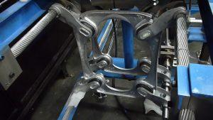 Vertical Longitudinal Vibration Testing Machine 1
