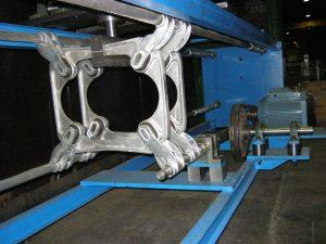 Vertical Longitudinal Vibration Testing Machine 2