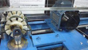 Vertical Longitudinal Vibration Testing Machine 5