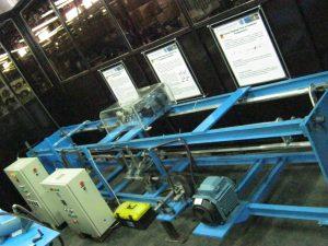 Vertical Longitudinal Vibration Testing Machine 6