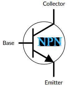 06 BJT Schematic Symbol NPN