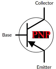 06 BJT Schematic Symbol PNP