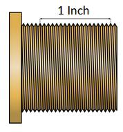 14 Determine Thread Pitch Inch