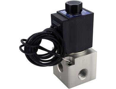 شیر نیوماتیک 3/2 مدل 3V3 Wire برند AirTAC