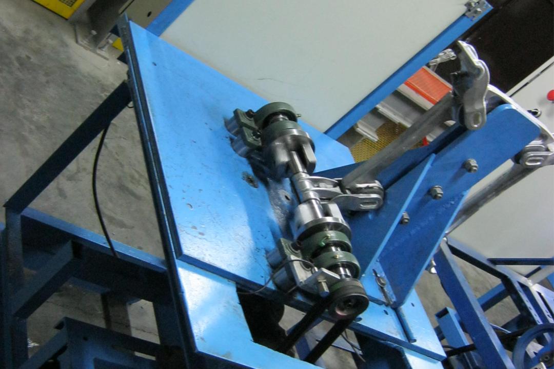 دستگاه تست شبیهساز حرکت مخروطی