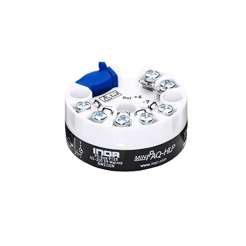ترنسمیتر دما هدمونت مدل MiniPAQ-HLP Inor