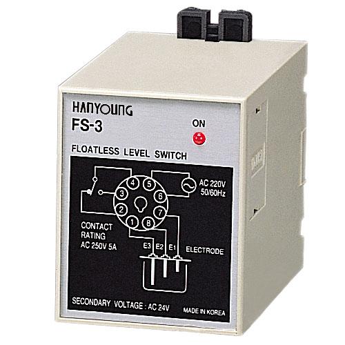 کنترلر سطح مایعات FS-3 هانیانگ
