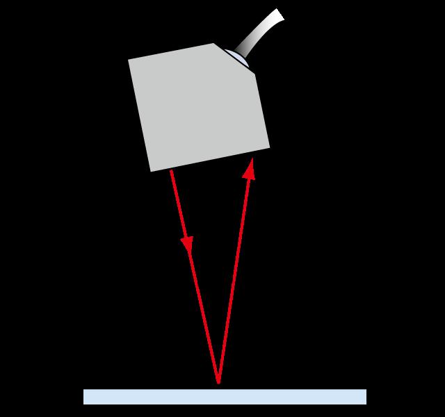نحوه نصب هد سنسورهای اندازهگیری فاصله برای اجسام صیقلی