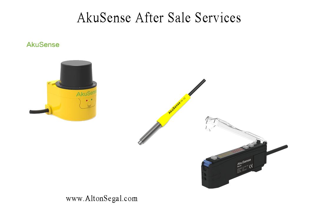 پشتیبانی فنی محصولات آکوسنس AkuSense