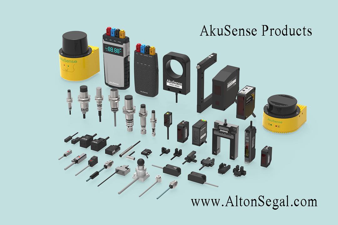 محصولات شرکت آکوسنس