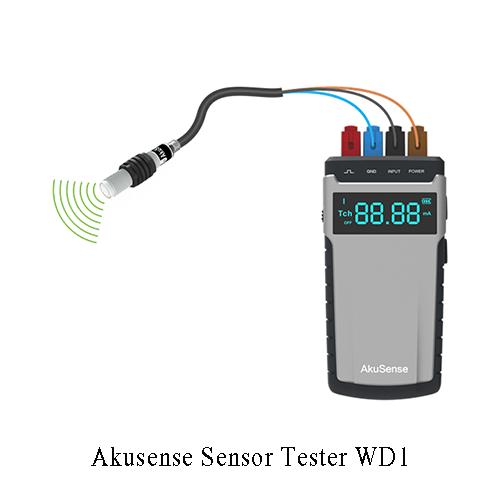 تستر سنسور Akusense مدل WD-1