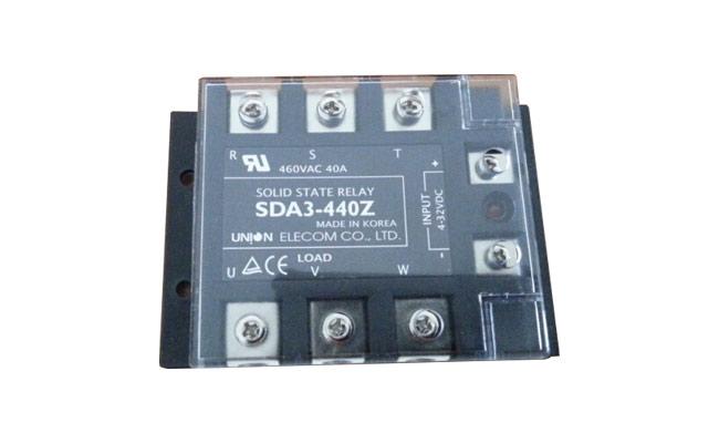 کنترلر دما ( کنترل کننده دما ) با خروجی SSR